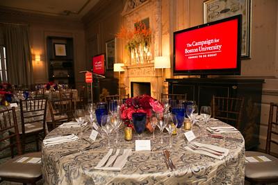 2013.10.30 Fairmont Penthouse Event Set Up