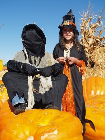 Pumpkin Farm 2010