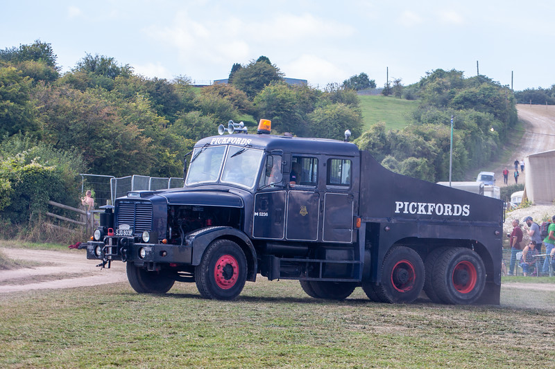 1968 Scammell Contractor
