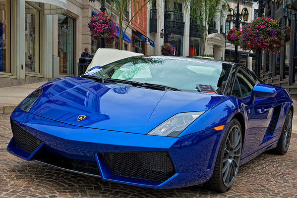 2011 Rodeo Drive Concours d'Elegance