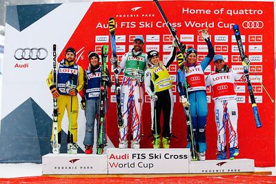 Feb 28, 2016 - PyeongChang Audi FIS Ski Cross World Cup