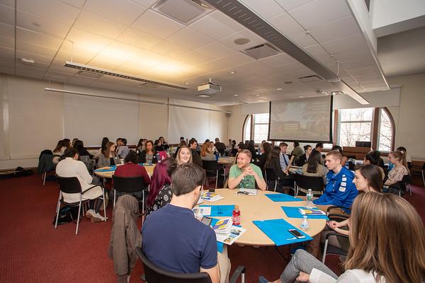 Undergraduate Psychology Research Conference 3/30/19