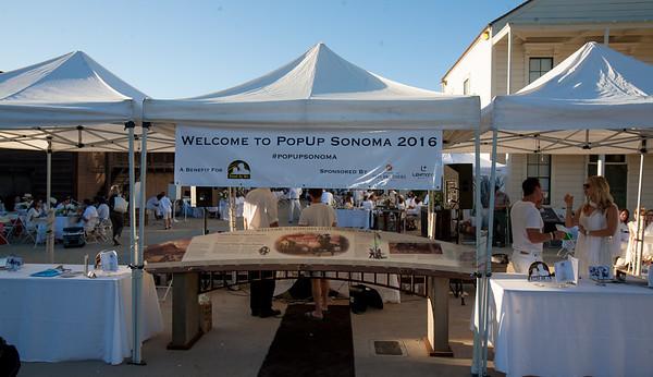 2016 PopUp Dinner Sonoma