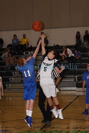 Game 5 vs Banks - 12/7/12