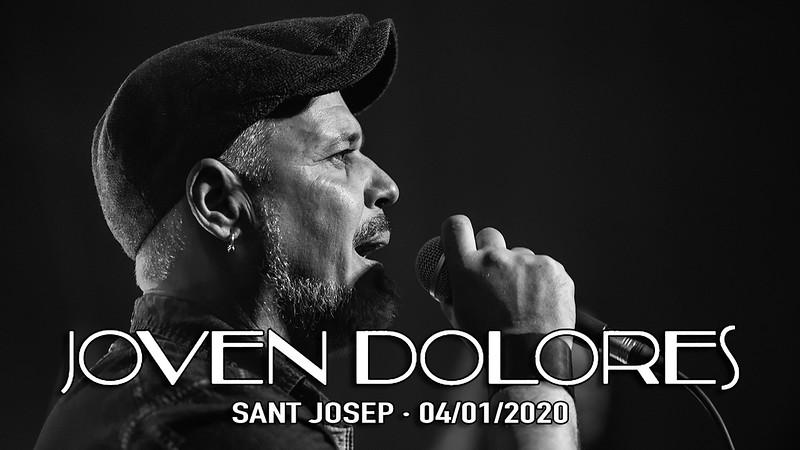 JOVEN DOLORES · SANT JOSEP · 04/01/2020