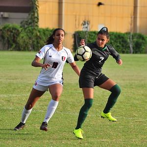 Girls Varsity Soccer Aloha