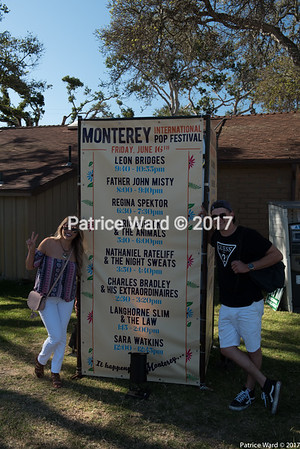 MONTEREY INT POP FESTIVAL 2017 Friday1