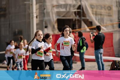 Cursa Fete 9-11 Ani - Semimaraton Iasi 2019