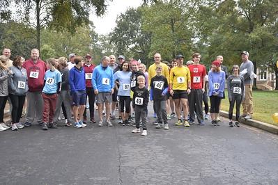 Family Weekend 5k Race