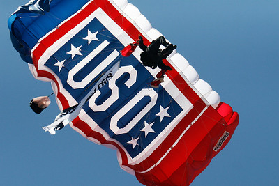 Sneak Peek--USO NC, Charlotte Motor Speedway, Memorial Day Weekend 2013--Coca Cola 600
