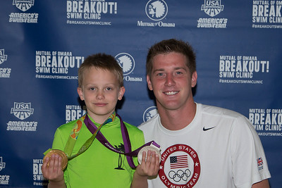BSC Swim Clinic with Jimmy Feigen