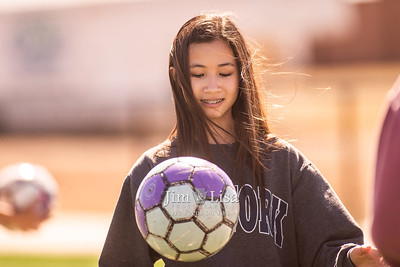 Soccer (JH) Practice, March 9 & 10