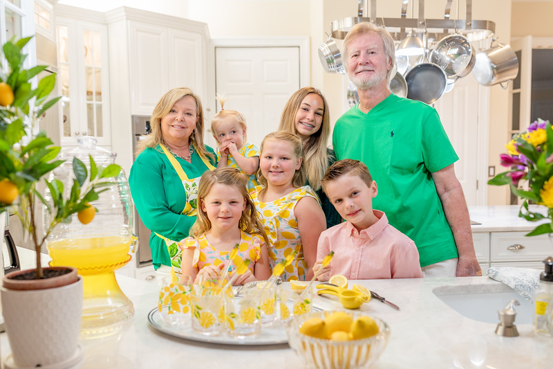 The Wimberly Family