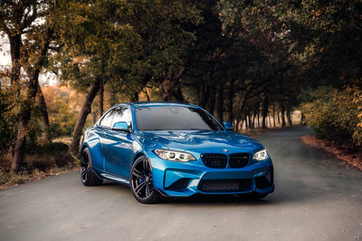 BMW M2 - Long Beach Blue