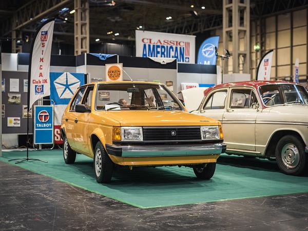 Classic Motor Show 2018