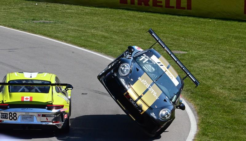 Porsche - Montréal