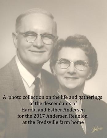 Andersen Family Reunion 2017