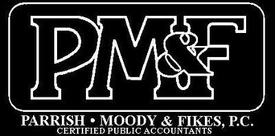 PMF Corp Branding