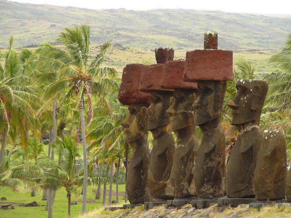 Vulkanen en beelden