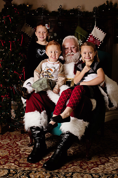 Santa Claus Fundraiser