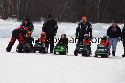 Snowmobile Racing 2011