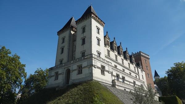 Chateau du Pau, Sept 26, 2021