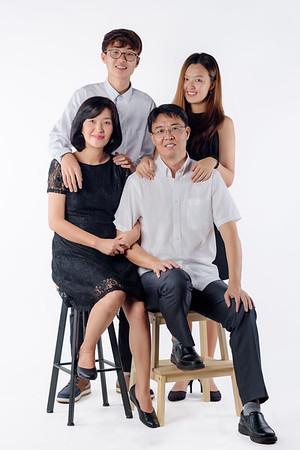 Kim Byung Ryul Family