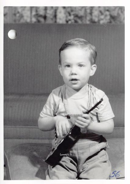 David, 1956