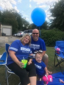 2019 Homecoming Parade at the Bremen BOE