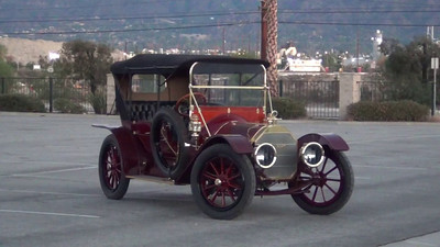 """Horseless Carriage Club Holiday Motor Excursion 12/29/2013"""