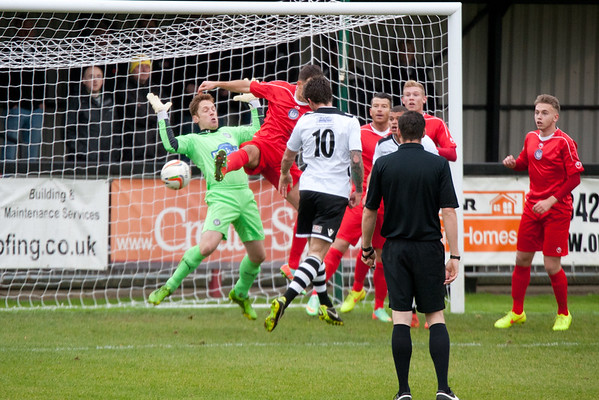 Hungerford Town (h) 8/11/14