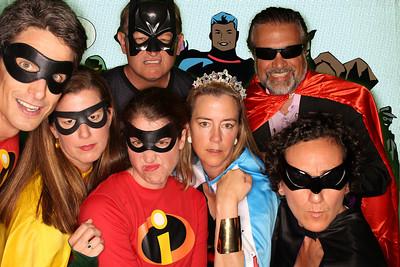 2016 Marin Day School - Superheroes