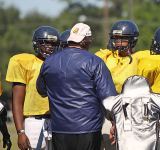 Spring Practice May 5