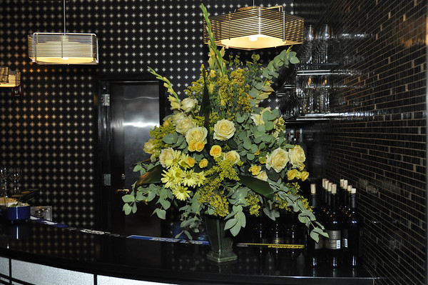 Flower arrangements, Oct 15, 2011