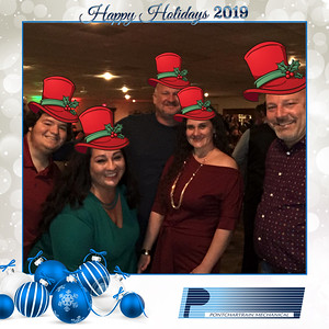 Pontchartrain Mechanical Holiday Party 12.7.19 @ Courtyard on the Ridge