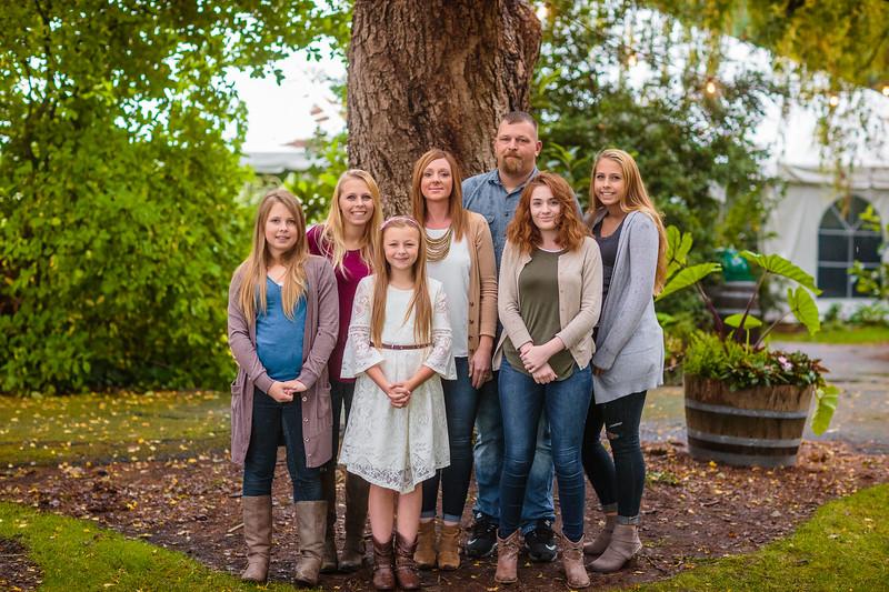 Lovelady Family