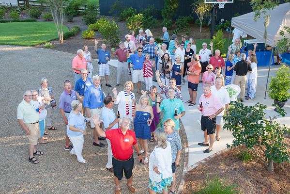 Moultrie High School 50th Reunion August 2016