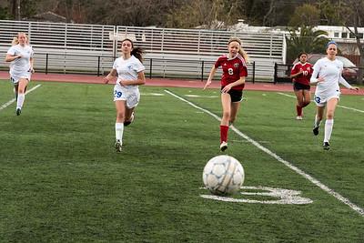 Terra Linda JV Girls Soccer