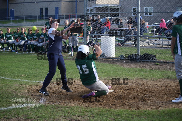 2017 GIRLS MODIFIED SOFTBALL/SAMON RIVER