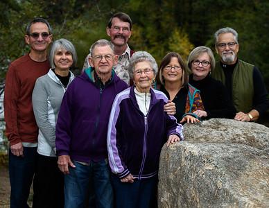 Mary Vestal's Family - 20170927