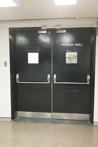 UOP Parran Hall