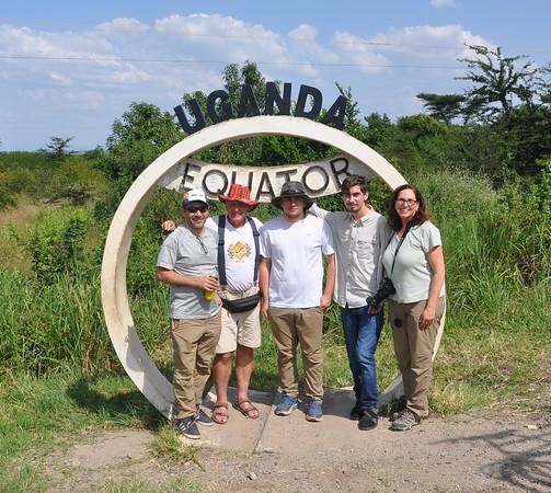 2016/12 - Uganda:  Queen Elizabeth National Park