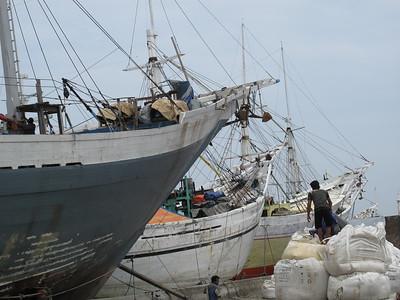 Old sailing port