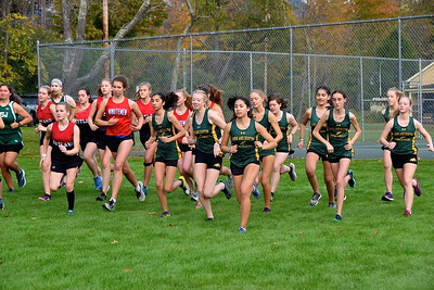 BBA Girls X-C At LTS photos by Gary Baker