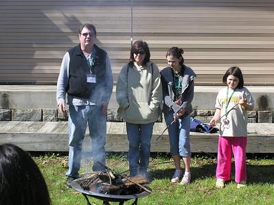Spring Family Camp,  April