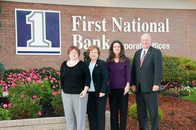 First National Bank Pointing