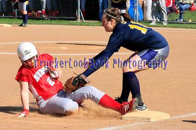 2009 Softball / Huron