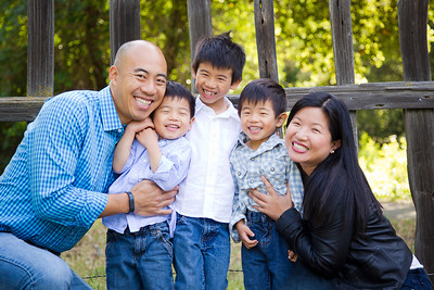 The Chen Family Mini-Session