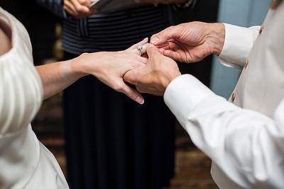 indoor wedding in Alexandria, VA