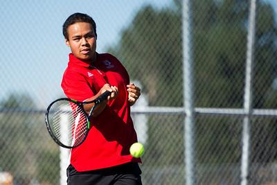 Photos: Centaurus Vs. Skyline Boys Tennis